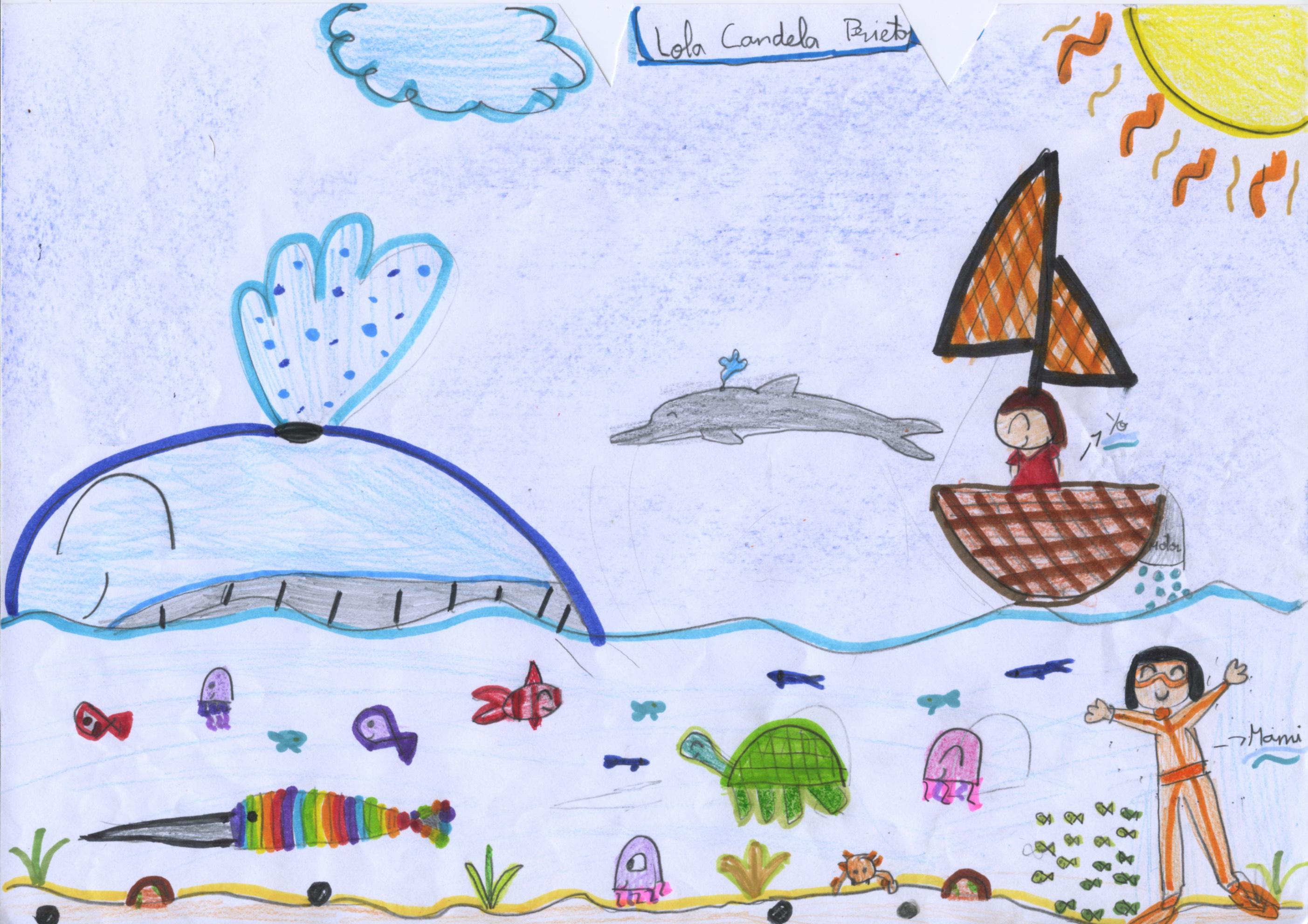 Concurso La mar de ciencia para estudiantes de Primaria y Secundaria